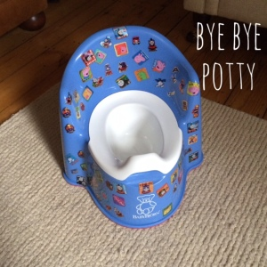 Bye Bye Potty