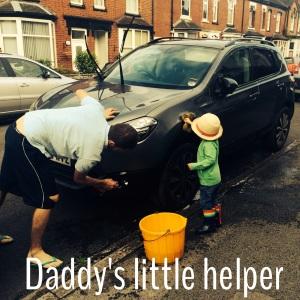 Daddys Little Helper