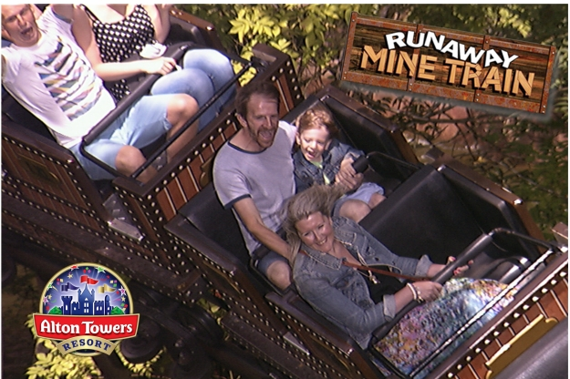 Our adventures at Alton Towers