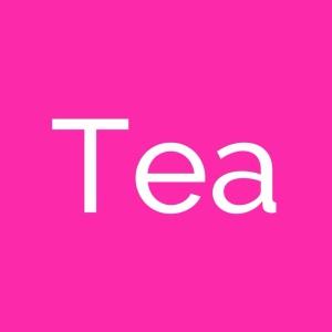 Tea word