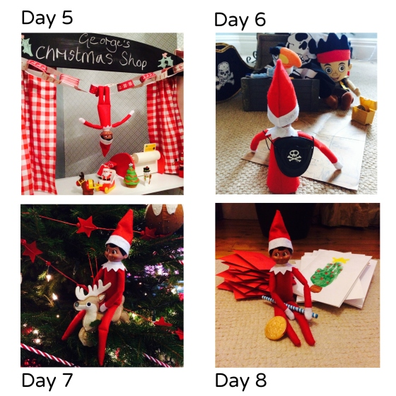 Day 5-8 Elf