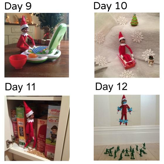 Day 9-12 Elf