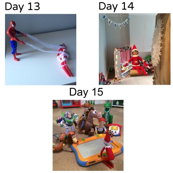 Day13-15 Elf