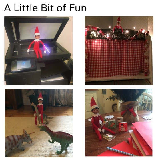 Elf fun (9-15)