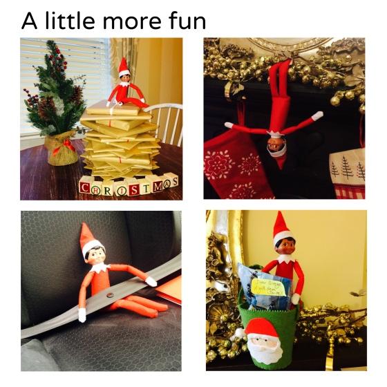 Elf more fun 1-8