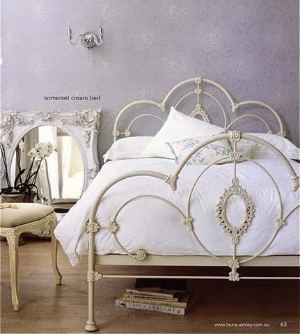 laura ashley bed
