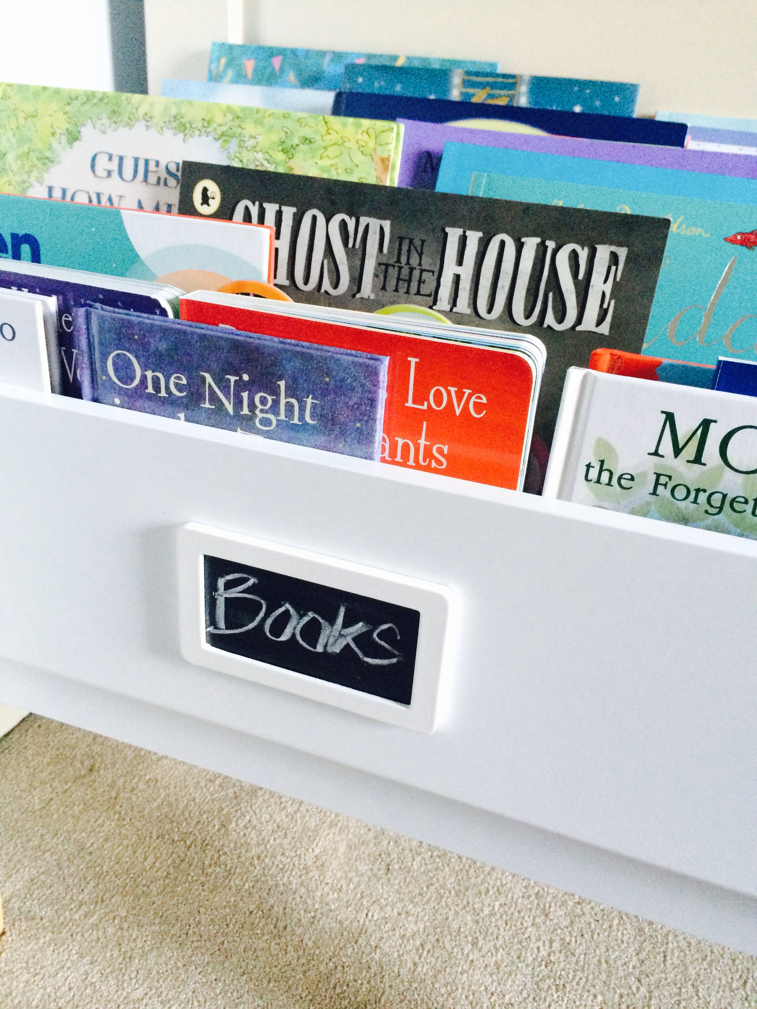 Library Book Tray : Review : Great Little Trading Co | life as our little family