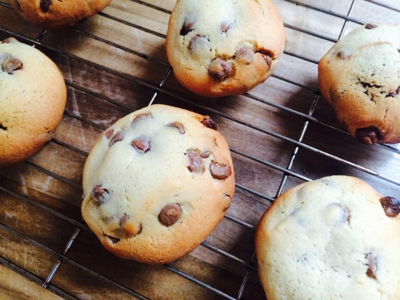 nutella cookies 9