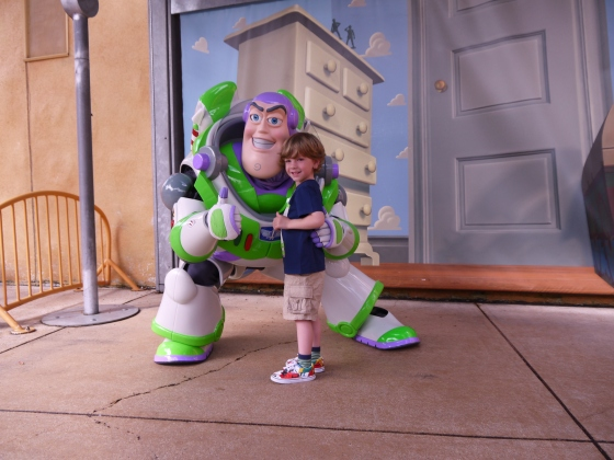 George & Buzz