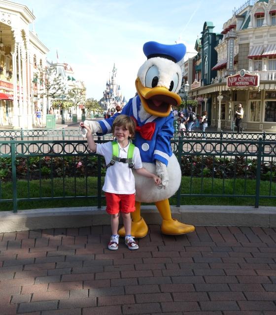 George & Donald