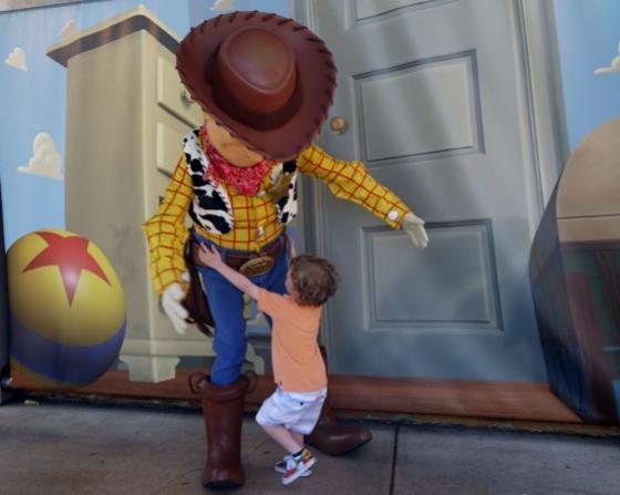 George & Woody